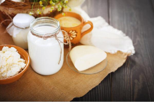 lapte bun din bucovina