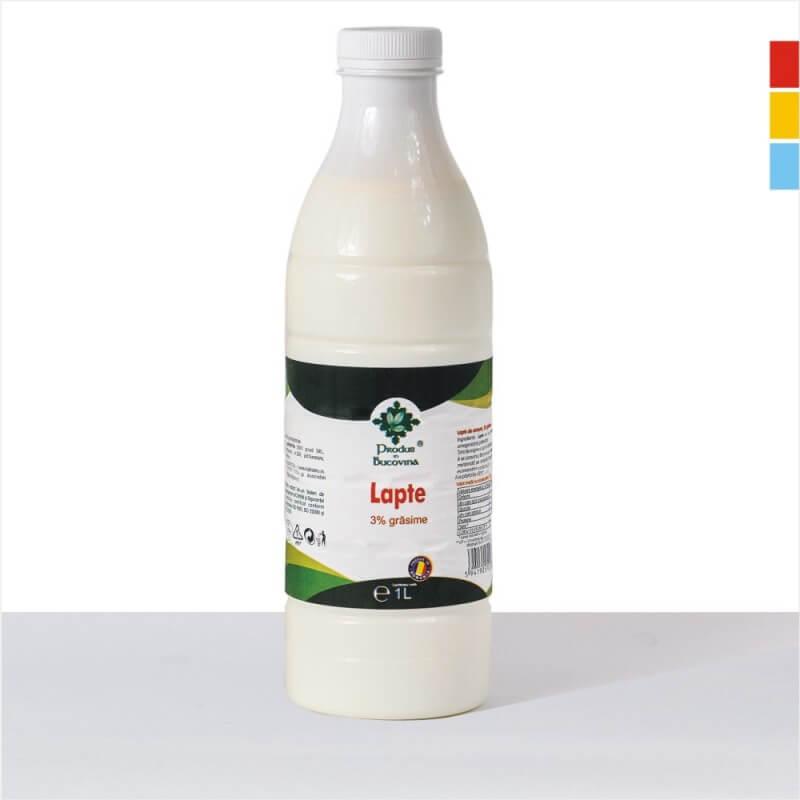 lapte grasime 3%